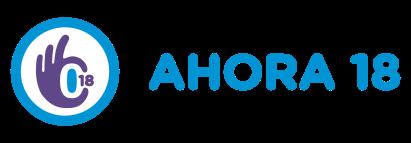 Ahora 18 - Logo h