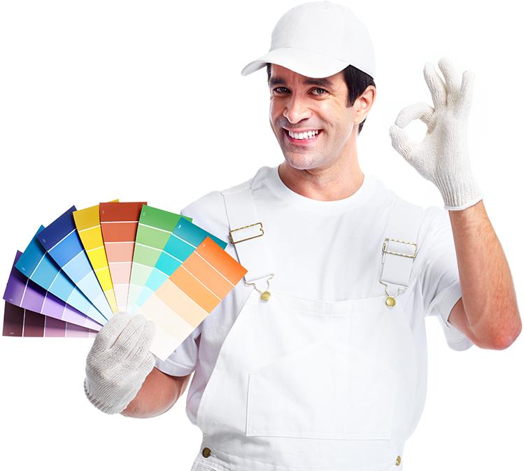 Paleta de Colores para elegir Pinturas