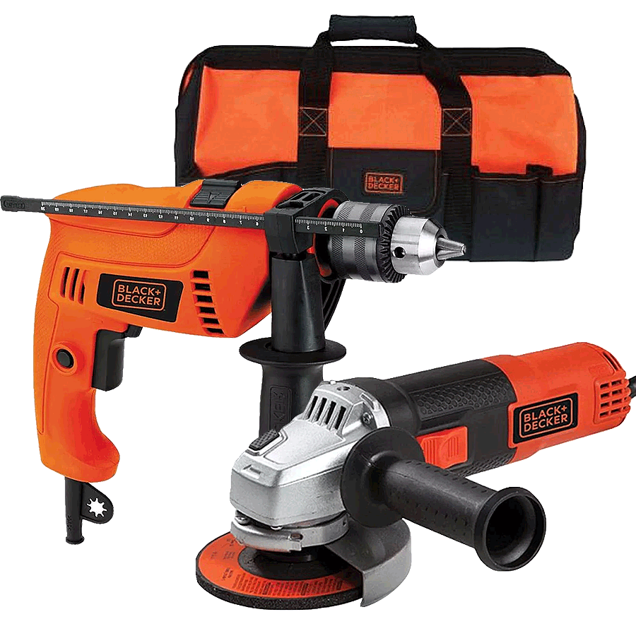 kit de herramientas black and decker 2