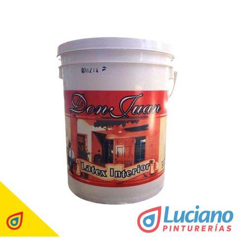 Premier Latex Interiores Don Juan 20 lts.