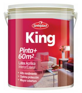 Sinteplast Latex King Interior 20 lts.